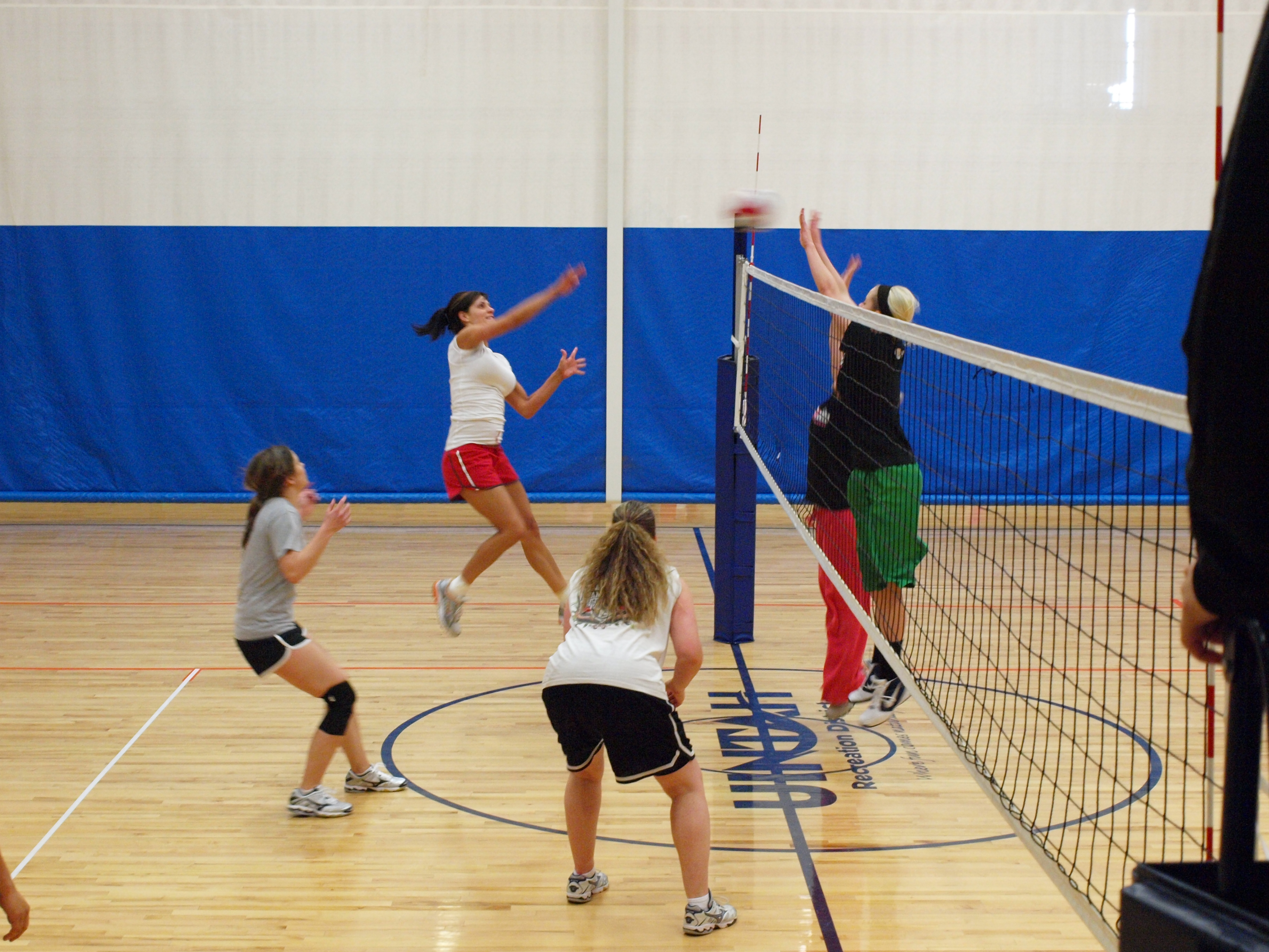 Split Mountain Volleyball Tournaments - Uintah Recreation District
